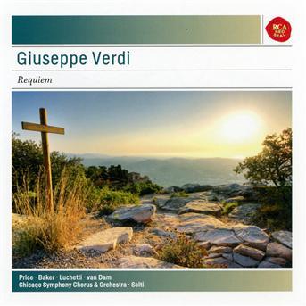 CD VERDI, G. - Verdi: Messa da Requiem - Sony