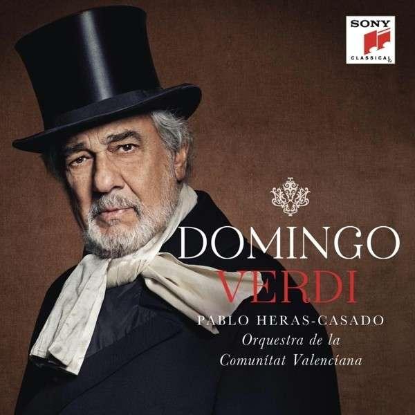 CD DOMINGO, PLACIDO - Verdi