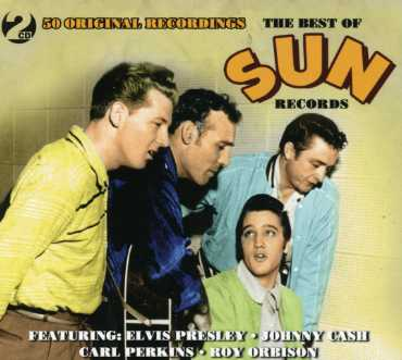 CD V/A - BEST OF SUN RECORDS