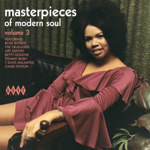 CD V/A - MASTERPIECES OF MODERN SOUL VOL.3