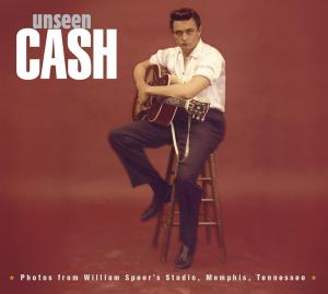 CD CASH, JOHNNY - UNSEEN CASH