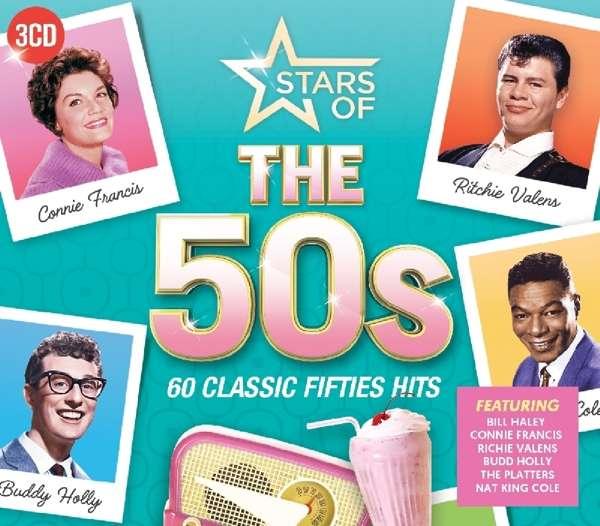 CD V/A - STARS OF THE 50S
