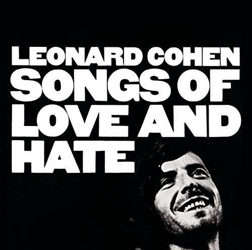 Vinyl Cohen, Leonard - Songs of Love and Hate