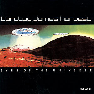 CD BARCLAY JAMES HARVEST - EYES OF THE UNIVERSE