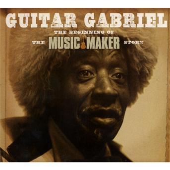 CD GUITAR GABRIEL - BEGINNING OF MUSIC MAKER
