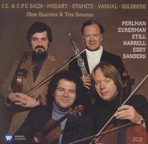 CD PERLMAN, ITZHAK - BAROQUE ALBUM