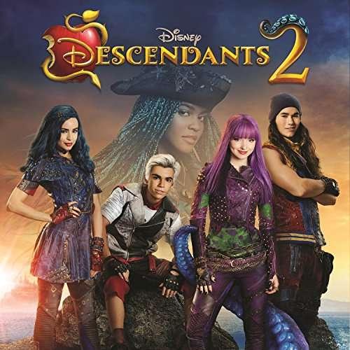 Soundtrack - CD DESCENDANTS 2