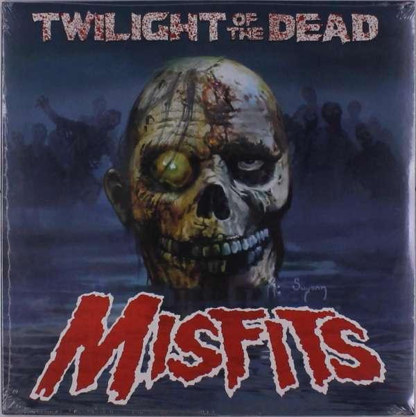 Misfits - Vinyl TWILIGHT OF THE DEAD