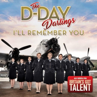 CD D-DAY DARLINGS - I'll Remember You