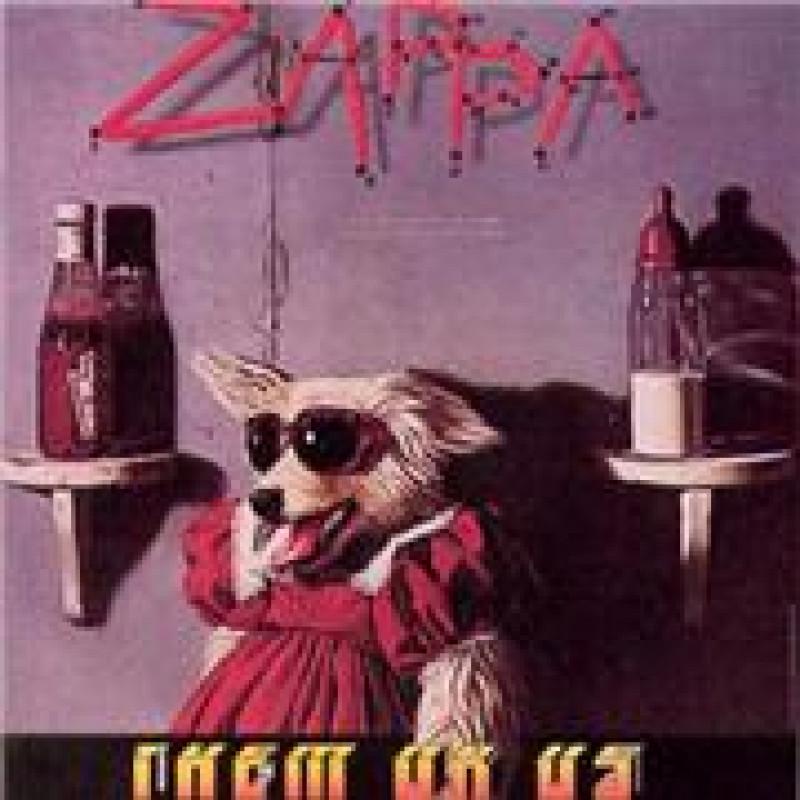 Frank Zappa - CD THEM OR US