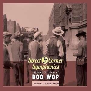 CD V/A - STREET CORNER SYMPHONIES VOL.1