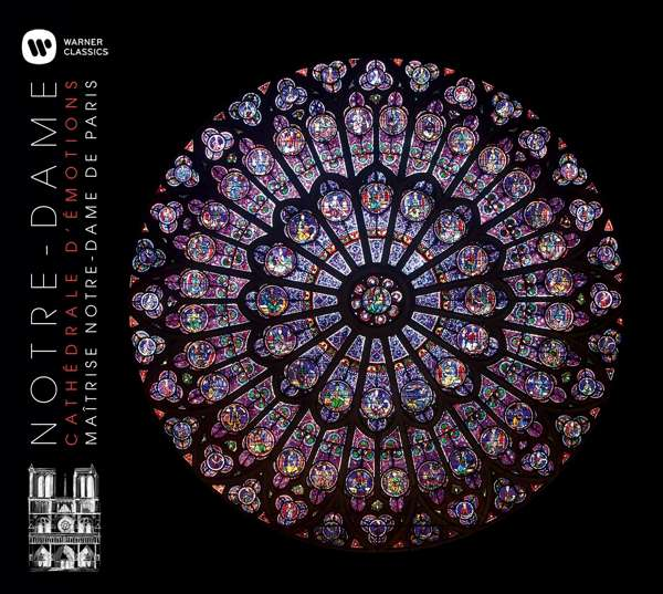 Various - CD NOTRE-DAME CATHEDRALE D'EMOTIONS