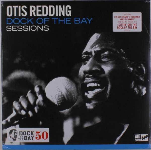 Vinyl REDDING, OTIS - DOCK OF THE BAY SESSIONS