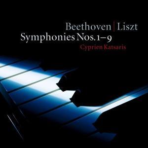 CD BEETHOVEN/LISZT - SYMPHONIES NO.1-9