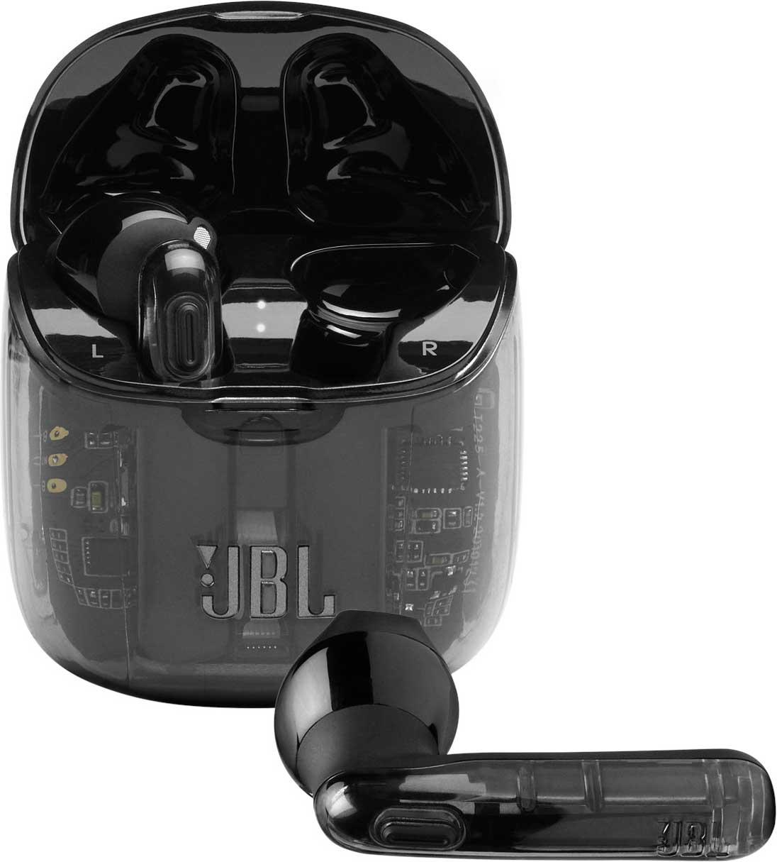Slúchadlá JBL Tune 225TWS Ghost Black