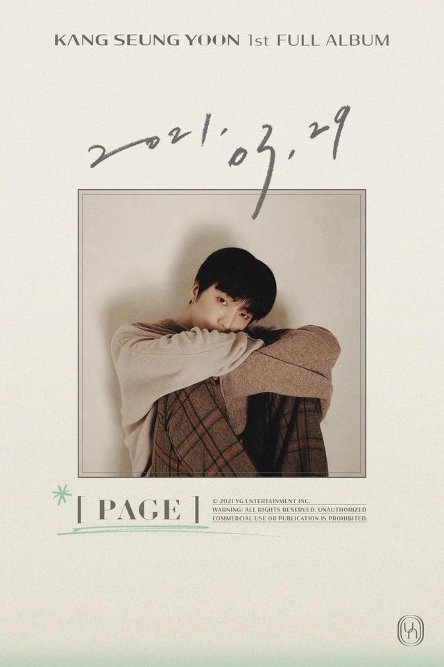 CD KANG, SEUNG YOON - PAGE