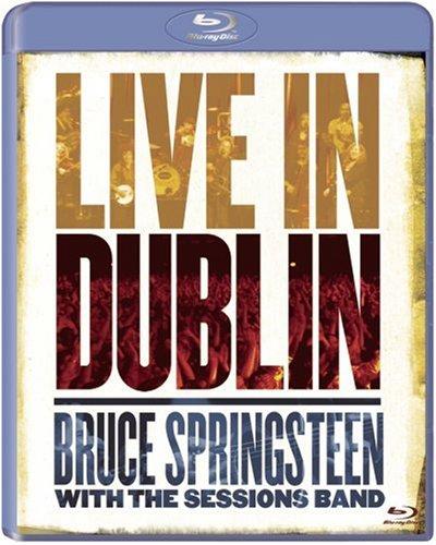 Bruce Springsteen - Blu-ray LIVE IN DUBLIN