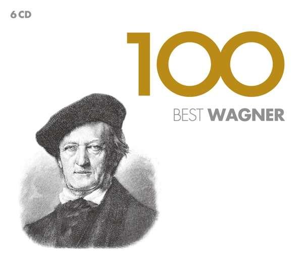 CD VARIOUS ARTISTS - 100 BEST WAGNER