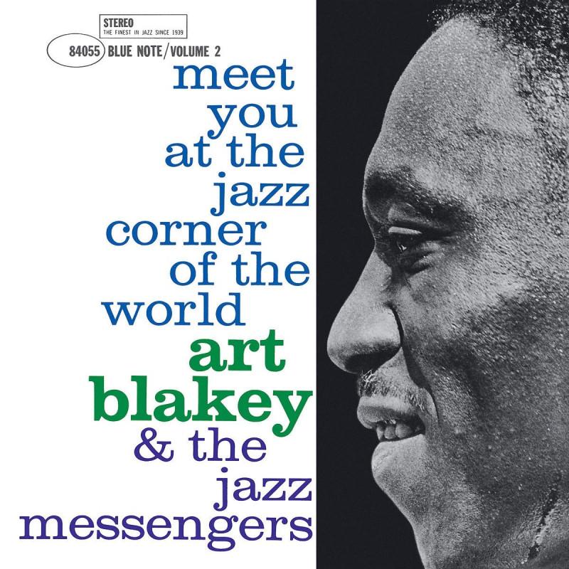 Vinyl BLAKEY ART - MEET YOU AT THE JAZZ CORNER OF THE WORLD VOL. 1