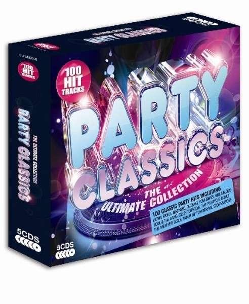 CD V/A - PARTY CLASSICS