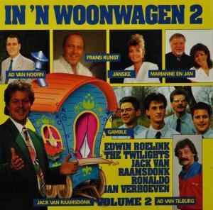 CD V/A - IN 'N WOONWAGEN 2