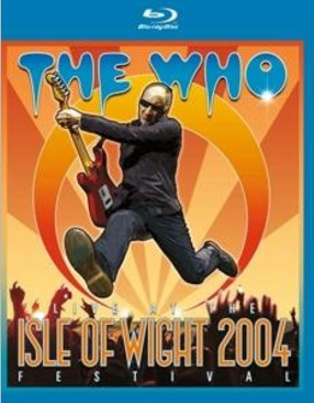 Blu-ray WHO THE - LIVE AT THE ISLE OF WIGHT