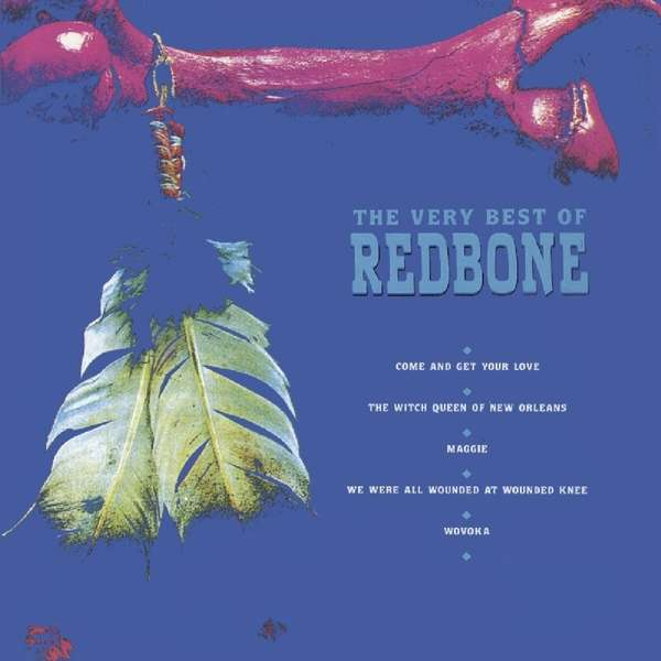 CD REDBONE - VERY BEST OF