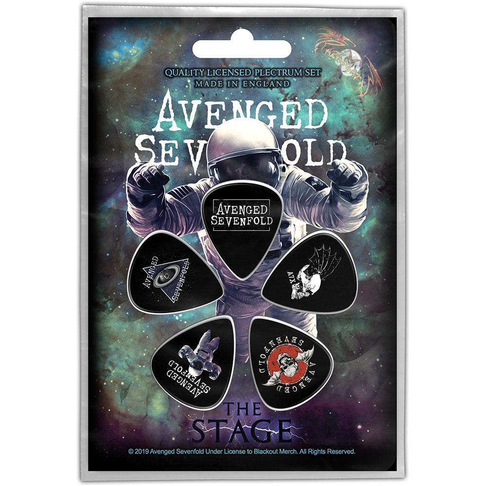 Avenged Sevenfold A7X - Brnkadlo The Stage