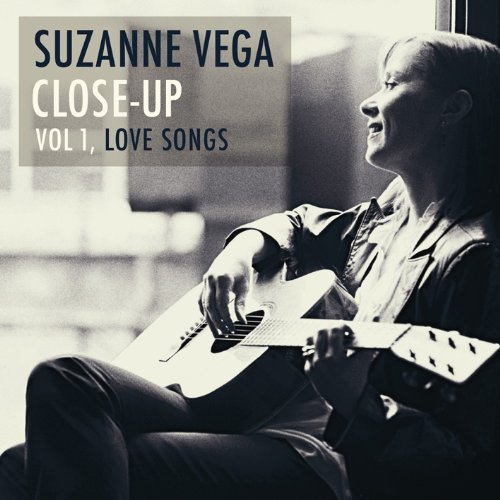CD VEGA, SUZANNE - CLOSE UP VOLUME 1 LOVE SONGS