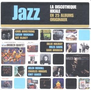 CD V/A - Perfect Jazz Collection