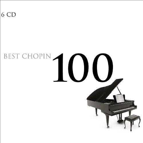 CD VARIOUS ARTISTS - 100 BEST CHOPIN