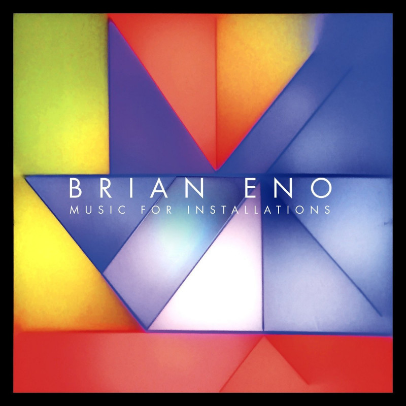 CD ENO BRIAN - MUSIC FOR INSTALLATIONS