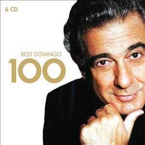 CD DOMINGO, PLACIDO - 100 BEST PLACIDO DOMINGO