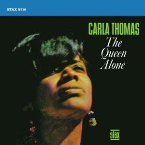 CD THOMAS, CARLA - QUEEN ALONE