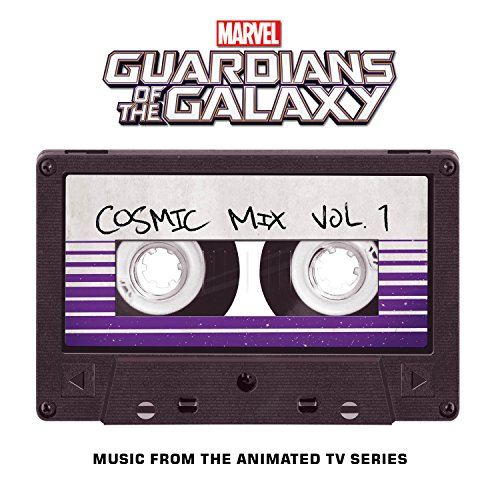 Soundtrack - CD MARVEL'S GUARDIANS OF THE GALAXY; COSMIC MIX VOL. 1