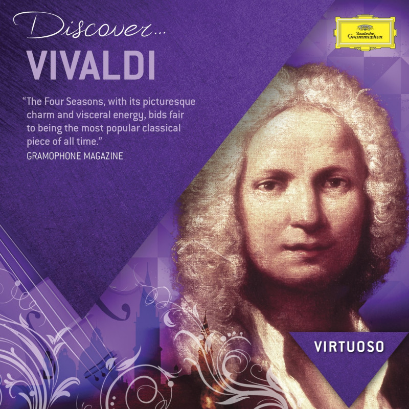 CD PINNOCK/EC - DISCOVER VIVALDI
