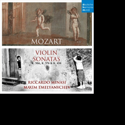 CD MOZART, W.A. - Mozart: Violin Sonatas