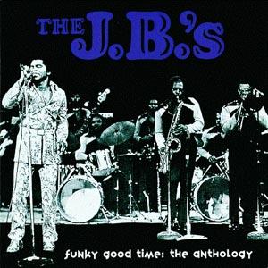 CD BROWN JAMES - FUNKY GOOD TIME