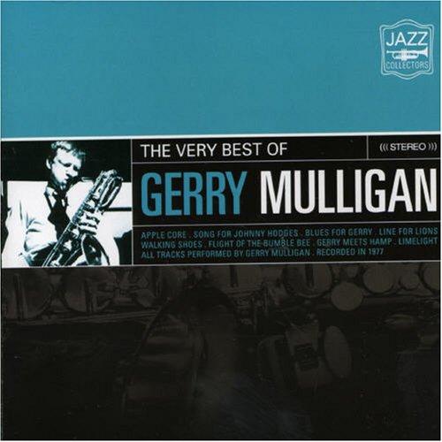 CD MULLIGAN, GERRY - VERY BEST OF