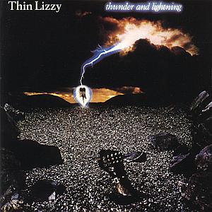 THIN LIZZY - CD THUNDER AND LIGHTNING