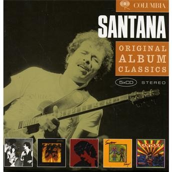 Santana - CD Original Album Classics 2