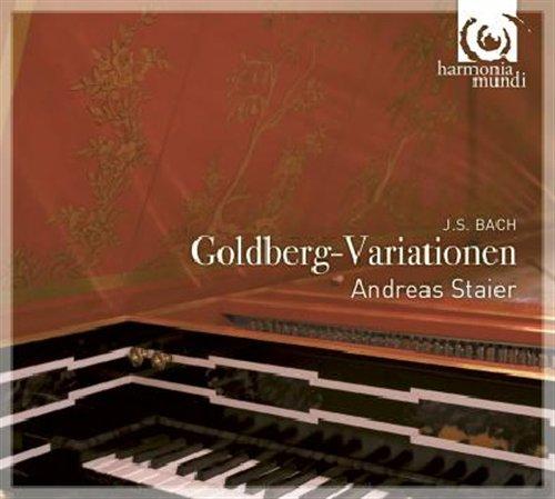 CD BACH, J.S. - GOLDBERG-VARIATIONEN BWV988