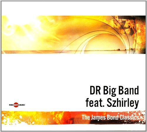 CD DR. BIG BAND - JAMES BOND CLASSICS