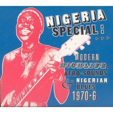 CD V/A - NIGERIA SPECIAL