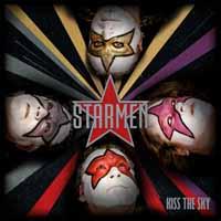 CD STARMEN - KISS THE SKY