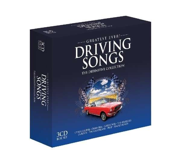 CD V/A - GREATEST EVER DRIVING SONGS