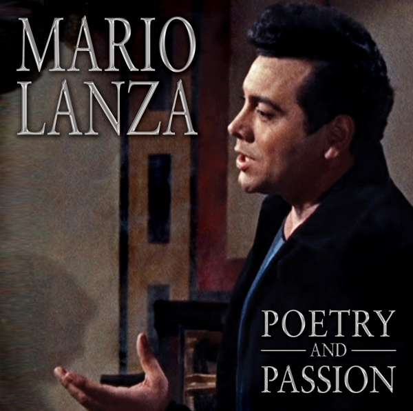 CD LANZA, MARIO - POETRY AND PASSION
