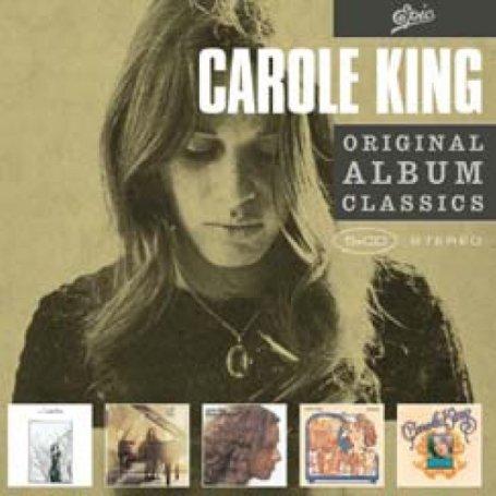 CD KING, CAROLE - Original Album Classics