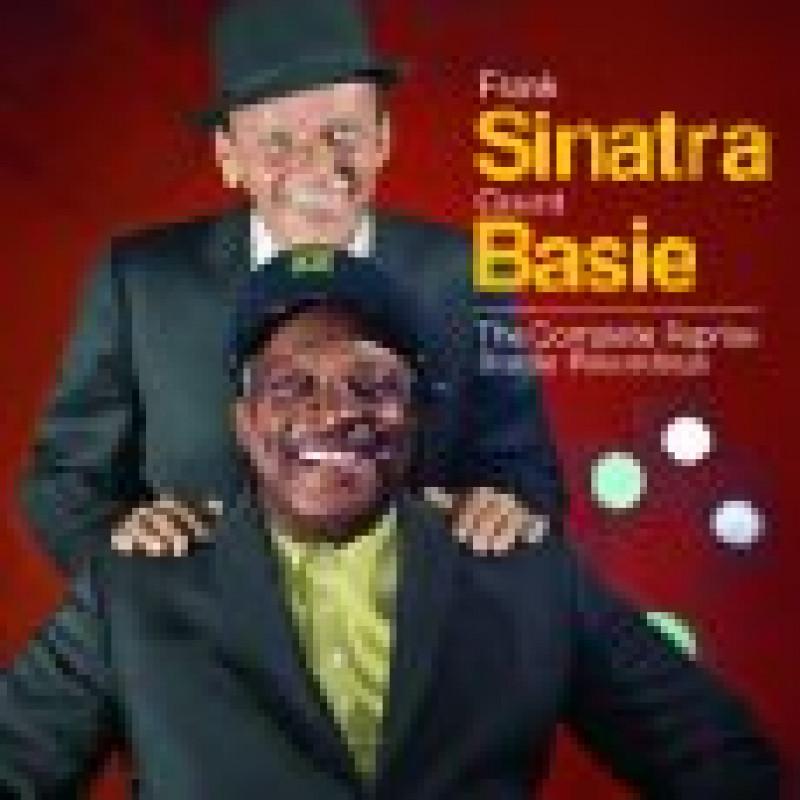 Frank Sinatra - CD THE COMPLETE REPRISE STUDIO RECORDING / COUNT BASIE