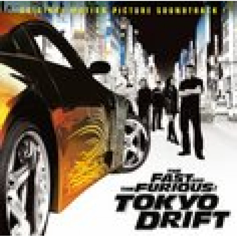 Soundtrack - CD THE FAST AND THE FURIOUS 3